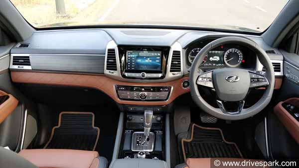 Mahindra Alturas G4 Images Premium Interior Bold Exterior Design