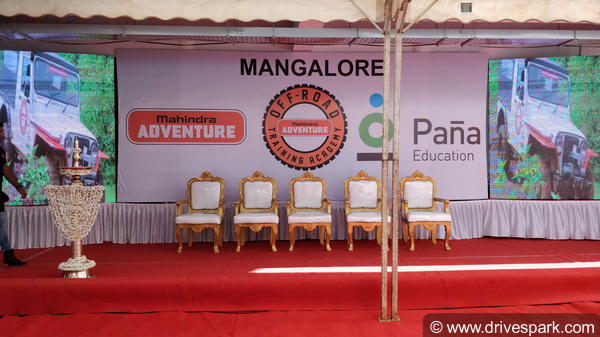Mahindra Adventure Off-Road Training Academy In Mangalore: Details, Photos & Video