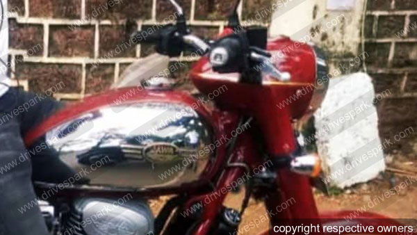 New Jawa Motorcycle Image Leaked — Looks Worry Royal Enfield Fans!