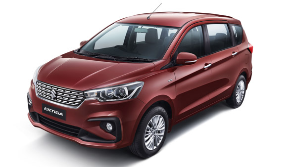 New Maruti Ertiga 2018 Launched In India; Price & Booking Details