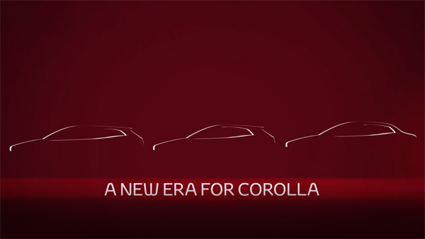New Toyota Corolla Altis 2019 Teased — To Debut At The China Automobile Exhibition