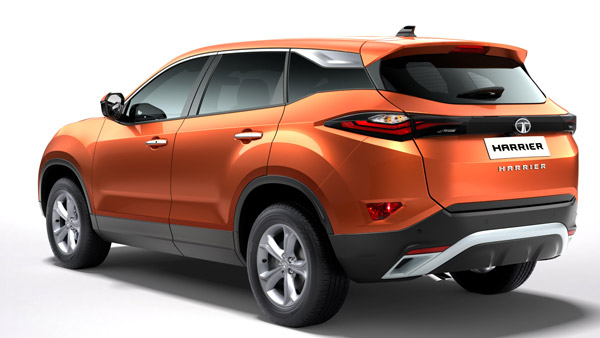 Tata Harrier To Get 8.8-Inch Infotainment System And More Features
