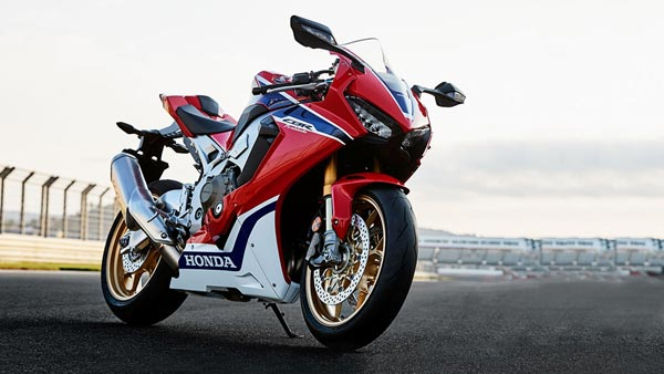 2019 Honda Superbikes Booking Details — Bookings Open For Four CBU Superbikes In India