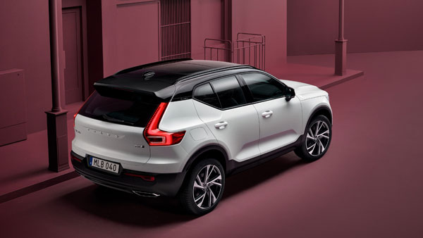 Volvo XC40 Wins Premium Car Of The Year Award (New ICOTY 2019 Category) In India