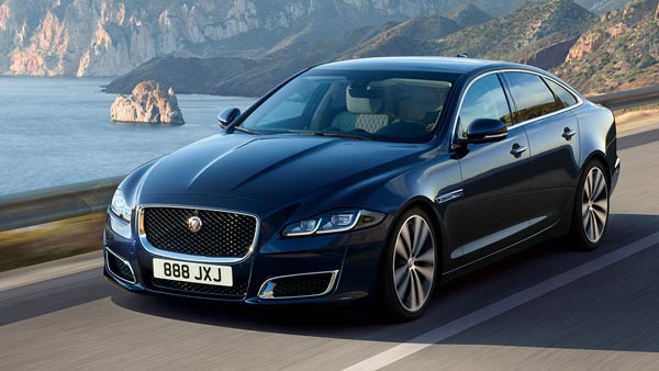 Jaguar XJ50 Launched In India At Rs 1.11 Crore; Special Edition Model Celebrating 50 Years Of The XJ