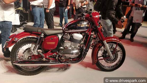 Jawa Showrooms: Location And Booking Details; First One Opens In Pune