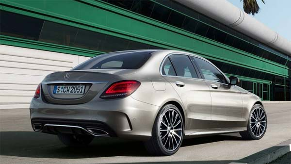 2018 Mercedes-Benz C-Class Petrol Variant Launched In India: Price & Specification Details