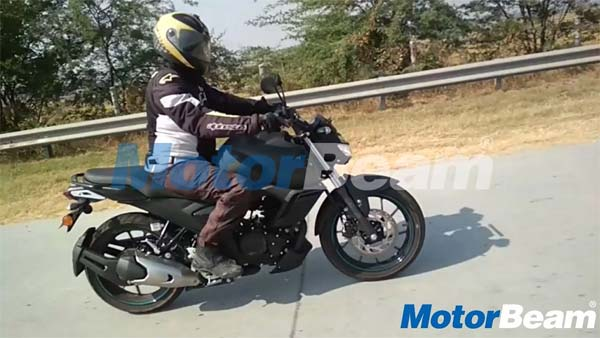New Yamaha FZ Model