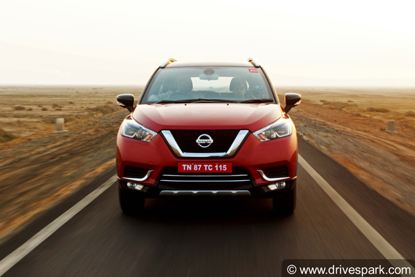 Nissan Kicks Review Test Drive Detailed First Impressions Specs
