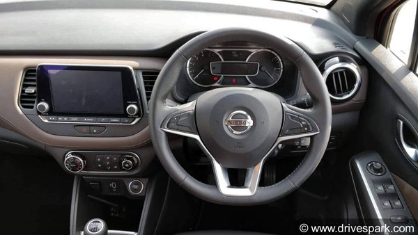 Nissan Kicks Interiors Revealed; Dual-Tone Cabin, Touchscreen Infotainment, 360-Degree Camera & More