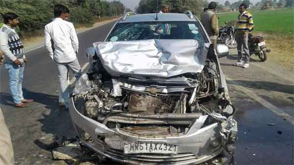 Road Accidents India Survey By Who Records Almost 1 5 Lakh Road