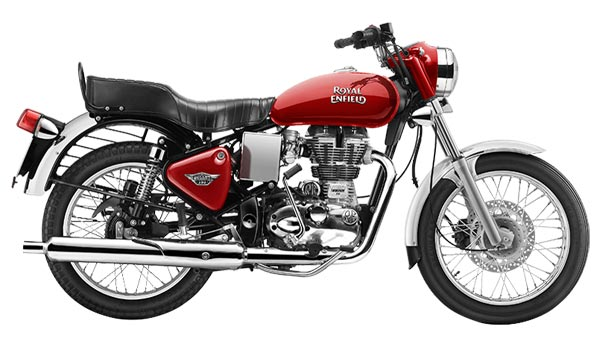 Royal Enfield 350 Electra With Rear Disc Brakes