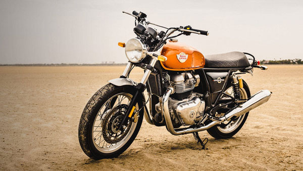 Royal Enfield Interceptor 650 Accessories — Full List Of The Basic Customisation Options