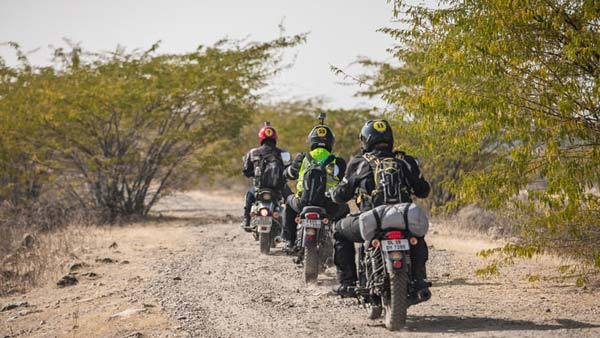 Royal Enfield Tour Of Rajasthan 2018: An Adventure with The Royal Enfield Himalayan
