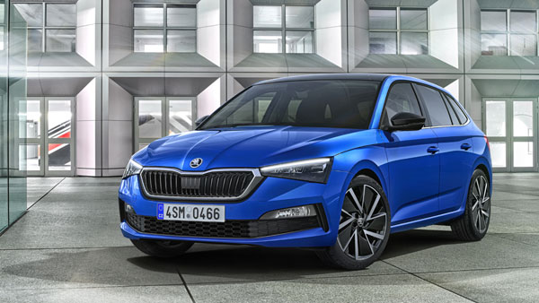 Skoda Scala makes global debut - Sits between Rapid and Octavia
