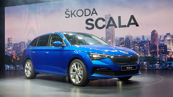 New Skoda Scala Unveiled — Will It Come To India?