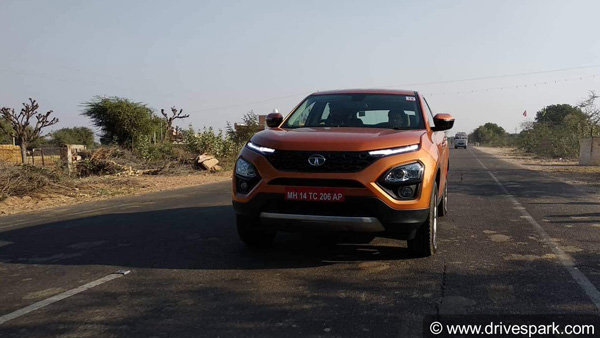 Tata Harrier 7 Seater Suv To Launch In 2019 Packs 40bhp More
