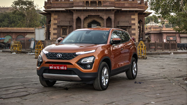 Tata Harrier Price Range Confirmed Officially — Prices To Start Around Rs 16 Lakh