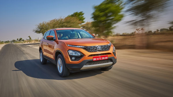 Tata Harrier Variants In Detail — Even The Base Variant Comes Loaded!