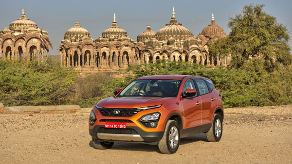 Tata Harrier — Top Things To Know About The Flagship SUV From Tata Motors