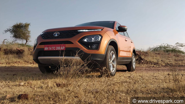 Tata Harrier Image Gallery: Design Details Of New Tata