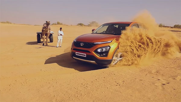 "Tata Harrier TVC Video Out — Really ""The New Benchmark"" As The Latest Tata Harrier Video Says?"