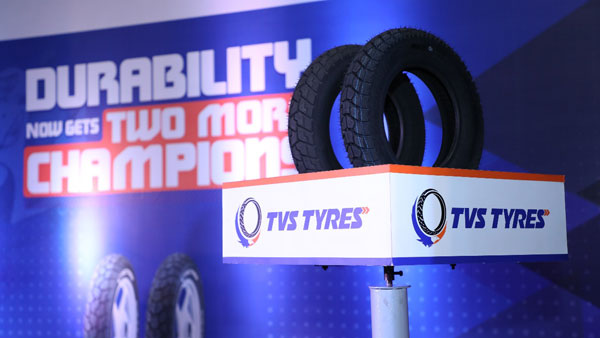 TVS Tyres Launches Two New Tyre Patterns For Scooters: Jumbo-XT & Pancer-II