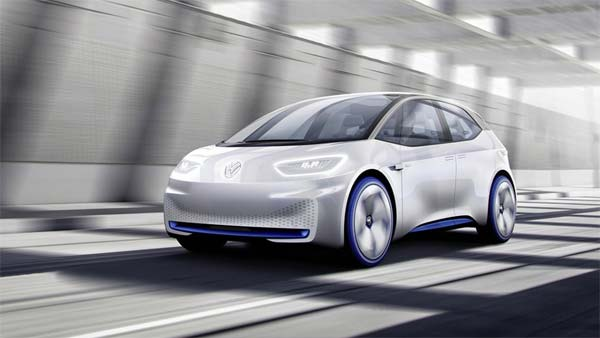 Volkswagen Done With Fossil Fuel — To Go Green From 2026