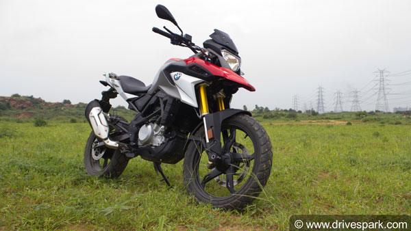 Bmw G 310 R G 310 Gs Discounts Available Up To Rs 50 000 Other