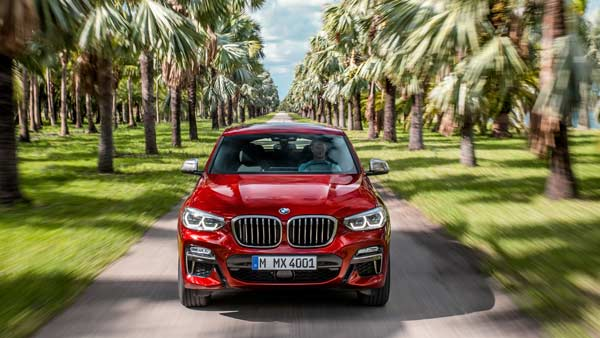 BMW X4 In India: First Spy Pic Of The Upcoming SUV Coupe
