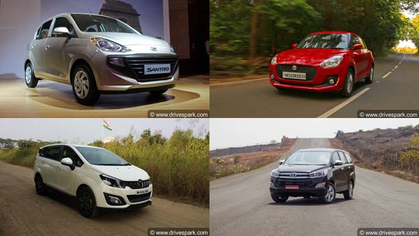 Car Sales Report November 2018: Mahindra & Honda The Only Brands Witness Growth In Sales