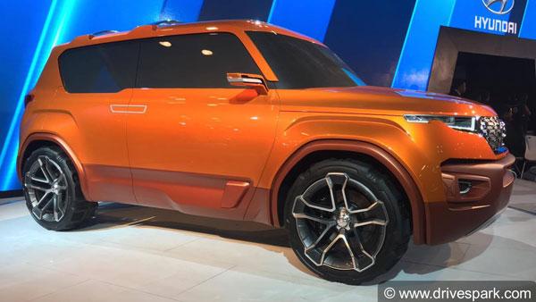 Hyundai Carlino Spied Testing To Rival The Suzuki Vitara Brezza
