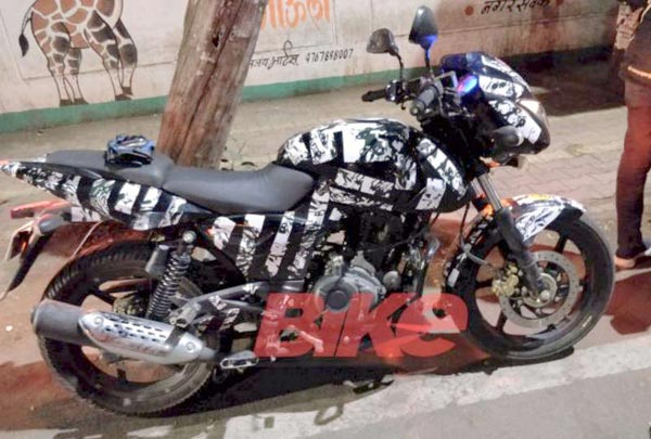 New Bajaj Pulsar 150 ABS Spy Pics — Launch Soon; High Sales Figures Expected