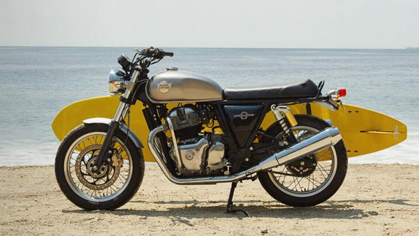 Royal Enfield Interceptor 650 Accessories Full List Price Details