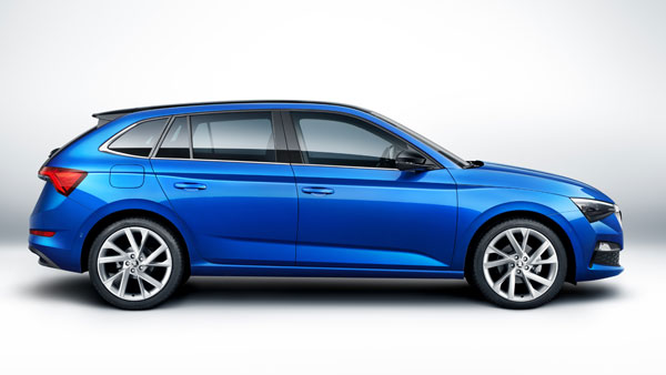 All-New Skoda Scala Unveiled; First Product From Volkswagen's New MQB Global Platform