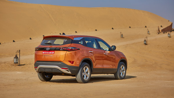 Tata Harrier Top Features: Land Rover Platform, 'Floating' Display, Terrain Response And More