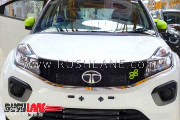 Tata Nexon Kraz Spied In Calgary White; Launch Expected Soon
