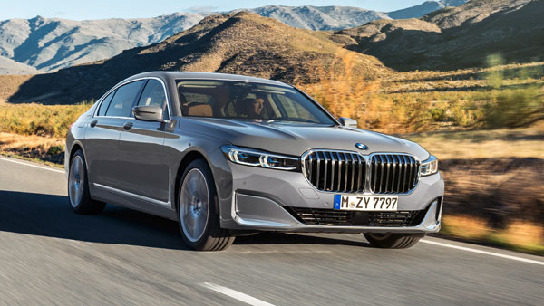 New 2019 Bmw 7 Series Unveiled Flagship Sedan Now Bigger More