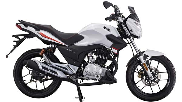Aprilia STX 150 Motorcycle Spied In India — India Launch Unlikely