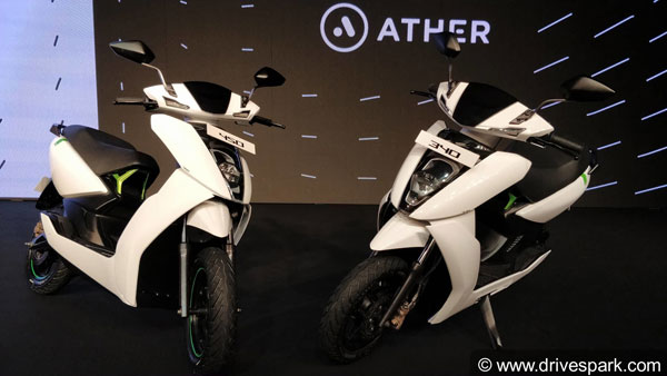 Ather Energy Dealership Locations