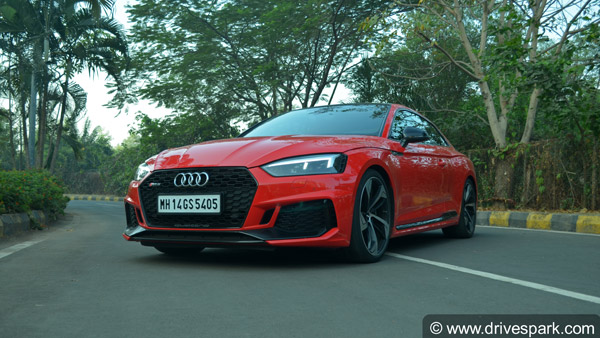 Audi RS5 Sportback Road Test Review - DriveSpark Reviews