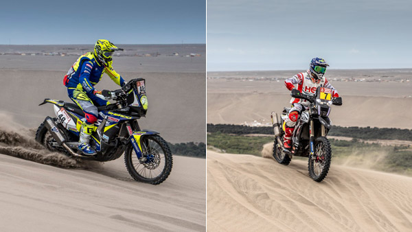 2019 Dakar Rally Stage 6 Results — Sherco TVS Racing's Lorenzo Santolino Crashes And Retires