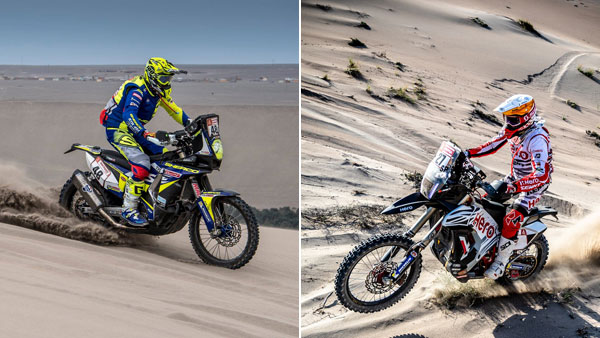2019 Dakar Rally Stage 7 Results — Hero MotoSports' Joaquim Rodrigues Secures His Best-Ever Position