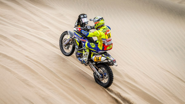 2019 Dakar Rally: Stage 9 Results