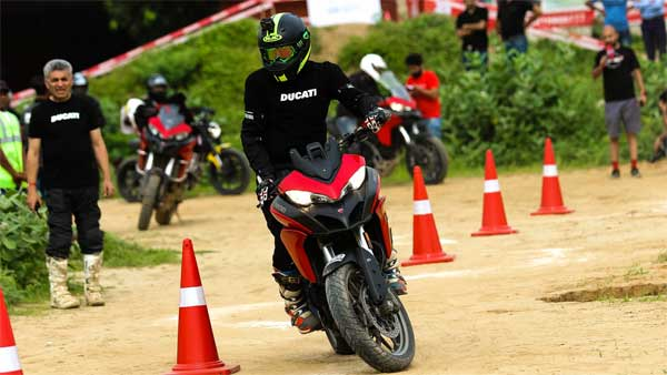 Ducati DRE Off-Road Days To Be Held In February — The One-Of-A-Kind Ducati Riding Experience Event