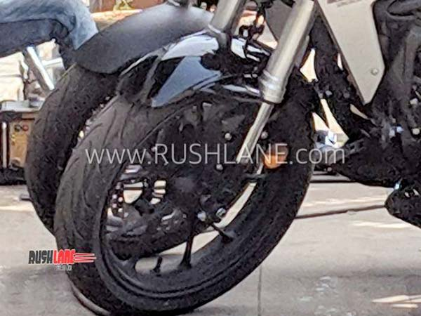Honda CB300R Spotted In India: Launch On 8th February, 2019