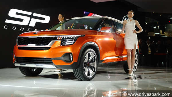 Kia SP SUV To Receive A New Sporty Variant — Will Feature A More Powerful Engine