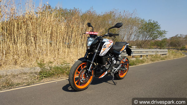 KTM Duke 125 Sales December 2018; Records 2,414 Units In A Single Month