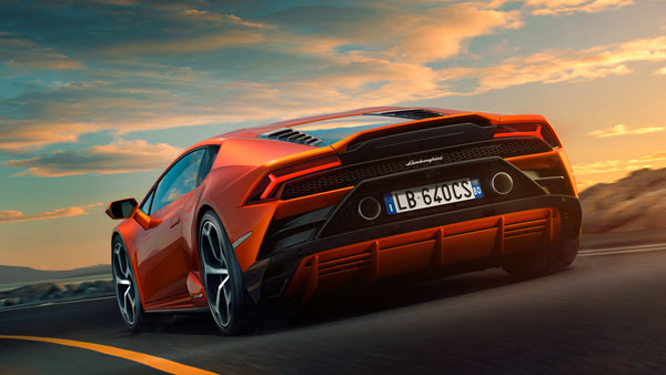 Lamborghini Huracan Evo Unveiled See The Specs Images Of The New