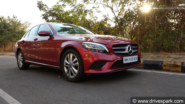 Mercedes Benz C220d Review Is The Facelift A Better Option